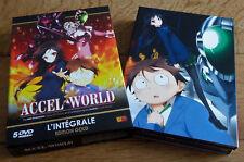 Coffret DVD Animé ACCEL WORLD l'intégrale