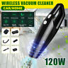 5000PA CORDLESS Car Vacuum Cleaner 120W Auto Portable Wet Dry Handheld Duster