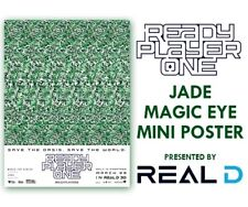 READY PLAYER ONE Magic Eye Series JADE KEY Exclusive Real-D POSTER 18x24