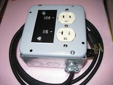 Dynaco Dynakit st-70 bucking transformer 4 amp capacity works with any amp at 4A