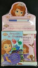 Sofia the First Princess In Training a Storybook and Manners Gift Set