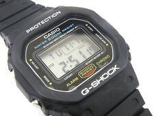 Hombre VINTAGE CASIO G-shock DW-5600C Divers Watch - 200m