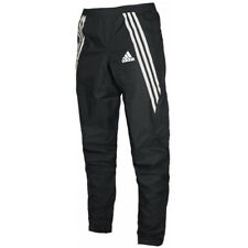 Adidas Womens Track Pants Adizero Rain Jogger Sweat Bottoms Black S93320 A6E