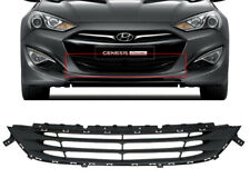Genuine Front Bumper Lower Grille (Fits: HYUNDAI 2013-2016 Genesis Coupe)