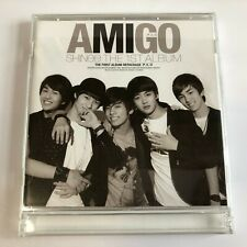 SHINee The 1st Album AMIGO CD+DVD K-POP