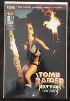 Tomb Raider Journeys issue #3 Adam Hughes Cover NM 1st Print Image Top Cow