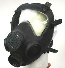 X LARGE Polish Military Gas Mask Chemical Nuclear Biological NBC MP5 40mm Nato 1