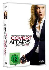 4 DVD-Box ° Covert Affairs - Staffel 2 ° NEU & OVP