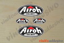 PEGATINA STICKER VINILO Airoh helmet casco moto autocollant aufkleber adesivi