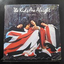 The Who - The Kids Are Alright 2 LP  Mint- MCA2-11005 Promo Vinyl Record