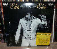 ELVIS PRESLEY - THAT'S THE WAY IT IS - MOV - MUSIC ON VINYL - 4 LP