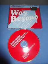 "Morcheeba ""Way Beyond"" CD SINGLE CHINA REC GERMANY 2002"