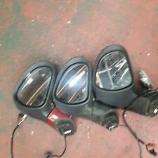 PEUGEOT 207 DOOR WING MIRROR RIGHT  SIDE  2006 TO 2013 VARIOUS COLOURS