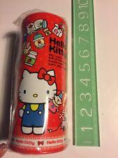 Sanrio Original Hello Kitty 2010 Classic Tin Coin Bank Red Retro