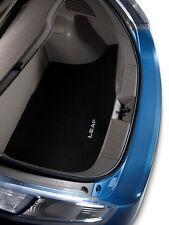 Nissan Leaf Black Boot Floor Carpet Mat with Bose New + Genuine KE8403NL01