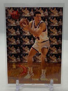 TOM GUGLIOTTA - 1992-93 FLEER ULTRA BASKETBALL - ALL ROOKIE SERIES INSERT - #2