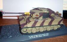 1/43 German tank military TIGER char TIGRE militaire WW2 No Truck SOLIDO CORGI