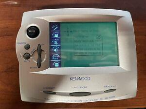 Touchscreen Remote for Kenwood VR-3090 AV 5.1 Channel 500 Watt Receiver