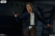 Sideshow Star Wars The Empire Strikes Back Han Solo Premium Format Figure New