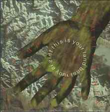 "SIMPLE MINDS - THIS IS YOUR LAND 1989 AUSTRIAN 3"" MINI CD CARD SLEEVE - SMXCD 4"
