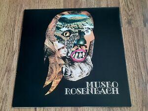 MUSEO ROSENBACH - ZARATHUSTRA LP 1982 RE INSERT GATEFOLD SLEEVE JAPAN EX+