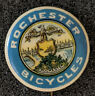 Vintage 1900s Rochester Bicycles New York NY Advertisement Pinback