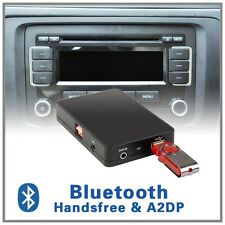 Bluetooth Handsfree A2DP CD changer adapter-VW RCD 200 210 300 310 500 RNS MFD2