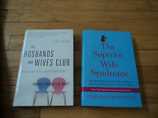 2 Relationship Books Husbands and Wives Club Abraham AND Superior Wife Syndrome