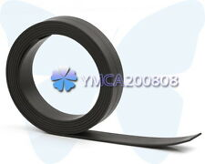 1m 3 Feet Long Soft Rubber Flexible Magnetic Tape Craft Magnet Strip th1u