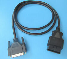 OBD2 OBDII Cable for Mac Tools Task Pro Code Diagnostic Scanner Model ET2005AN