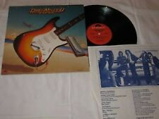 DARRELL MANSFIELD BAND get ready LP Polydor Rec. US 1980 BLUES ROCK