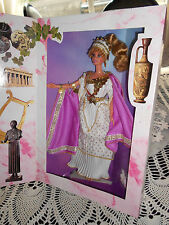 GREAT ERAS ( GRECIAN GODDESS) 1995 COLLECTOR BARBIE 14YRS AND UP EDITION