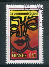 FRANCE 1976, timbre 1884, La COMMUNICATION, oblitéré