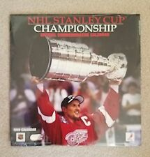***NEW*** NHL STANLEY CUP CHAMPIONSHIP Commemorative Calendar - Yzerman