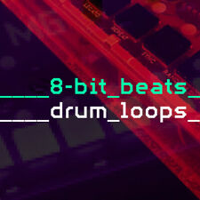 8-Bit Beats (Odd Meter) - Lo-Fi Drum Loops Electronica -  Ableton Live FL Studio