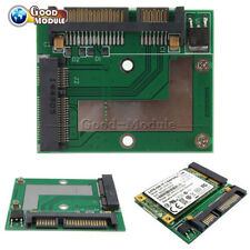 mSATA SSD to 2.5'' SATA 6.0 Gps Adapter Converter Card Module Board Pad Pcie New