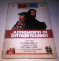 ALTRIMENTI CI ARRABBIAMO BUD SPENCER & TERENCE HILL - DVD NUOVO SIGILLATO