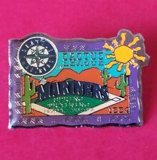 1994 Seattle Mariners Cactus League Spring Training Pin Peoria Arizona