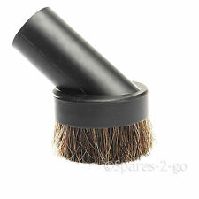 Round Horsehair Brush Tool for Argos Vacuum Cleaners 32mm Hoover Spare Part