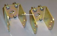 Mopar: NEW B-Body Rear Leaf Spring Hangers Dodge Charger Coronet R/T Super Bee