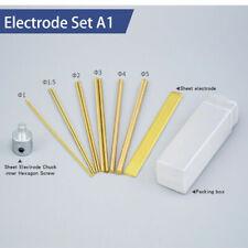 2 Sets Brass Electrodes Bar Φ1- Φ5 for SFX EDM Broken Tap Remover Electrodes