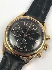 Nos/ungetragen vintage Paul Picot chronograph ref: 8001/lemania 5100
