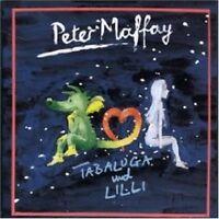 "PETER MAFFAY ""TABALUGA UND LILLI"" CD NEU DEUTSCHROCK"