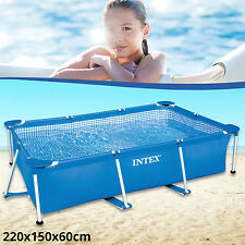 Intex Frame Pool Family 128270np 220x150x60 Schwimmbad