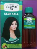Super Vasmol 33 Kesh Kala 100 ML With Almond Protein & Neem