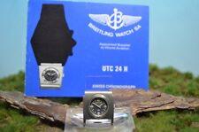 Breitling UTC Titan Uhr 20/18 für Chronomat, Navitimer etc UNGETRAGEN, Ref E6117