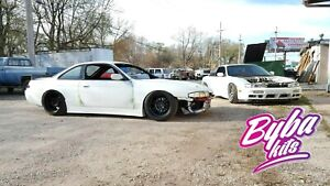 RB Style Side skirts fit to Nissan 200sx S14a S14