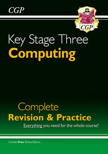 New KS3 Computing Complete Revision & Practice by CGP Books