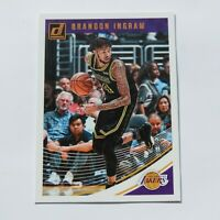 Brandon Ingram Panini Donruss 2018-2019 #64 LA Lakers NBA Basketball Card