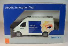 Siku 1/50 Mercedes Benz Sprinter Siemens Simatic Werbemodell in Box #1105